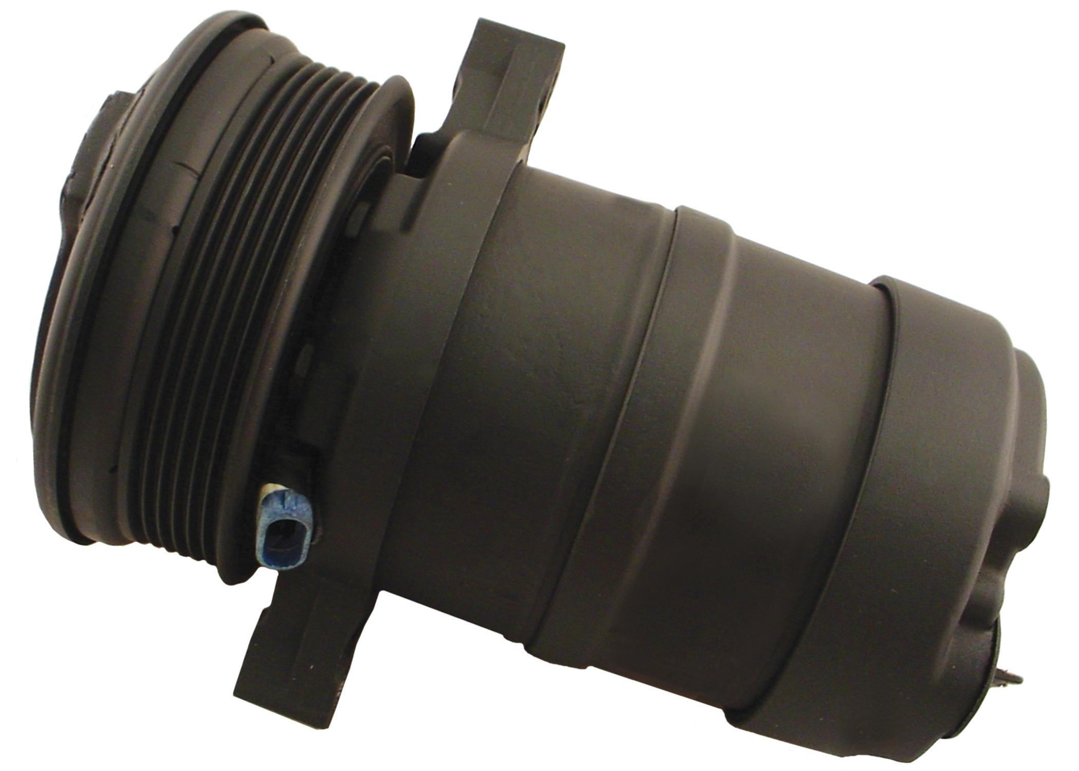ACDELCO PROFESSIONAL CANADA - AC Compressor - DCH 15-20418