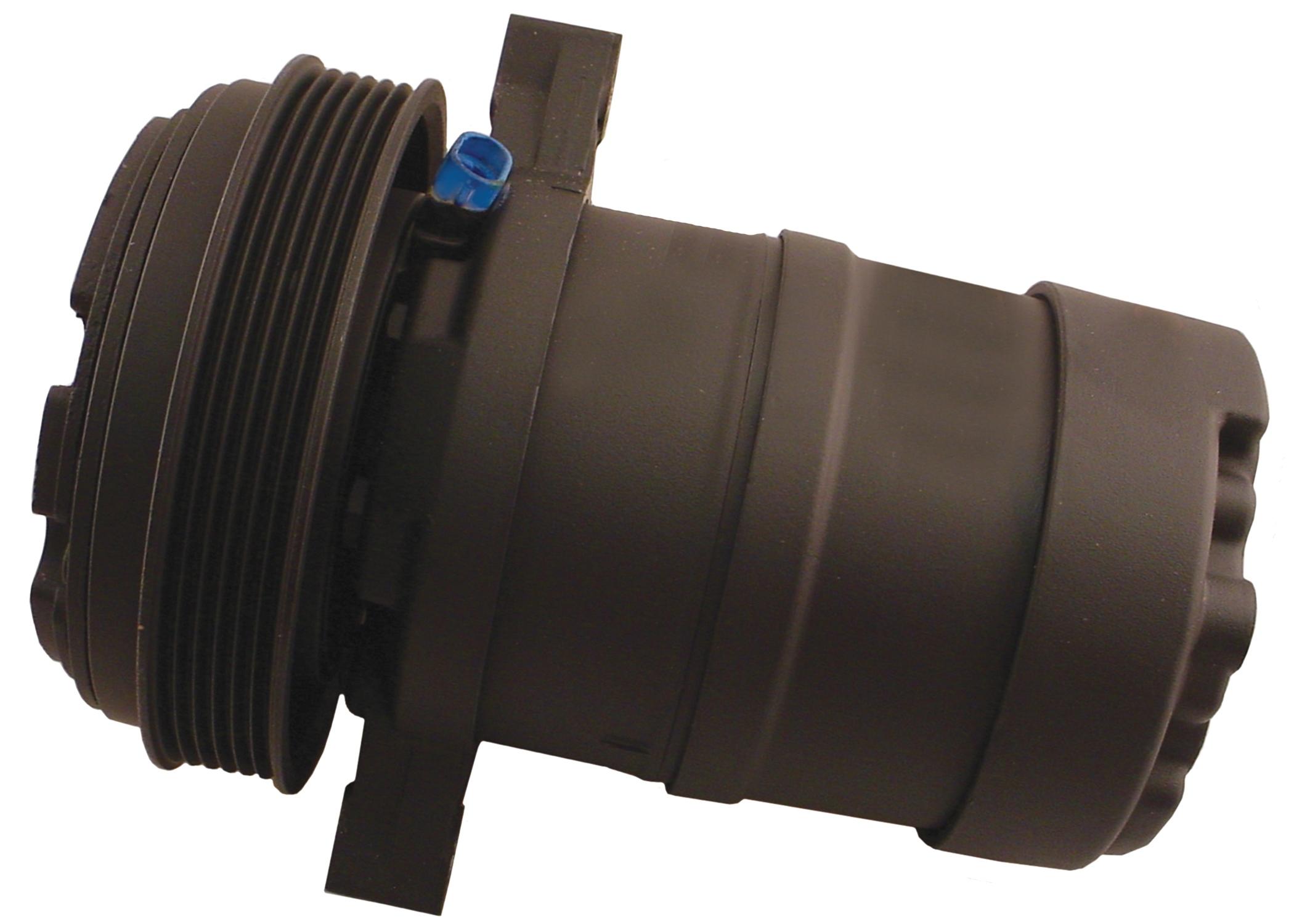 ACDELCO GM ORIGINAL EQUIPMENT - Reman A/C Compressor - DCB 15-20435