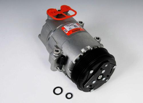 ACDELCO GM ORIGINAL EQUIPMENT - A/C Compressor - DCB 15-20754