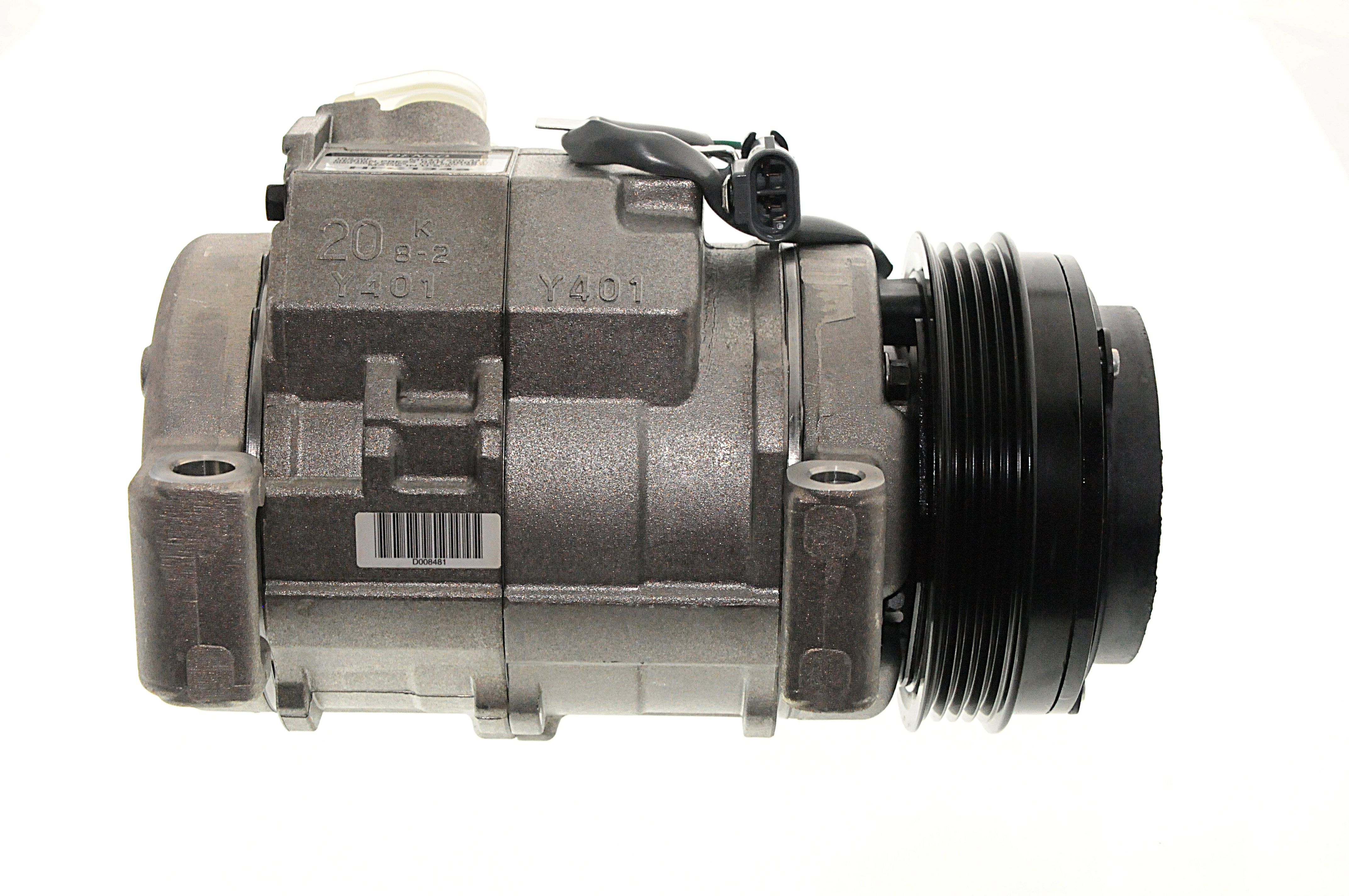ACDelco 15-20231 New Compressor And Clutch
