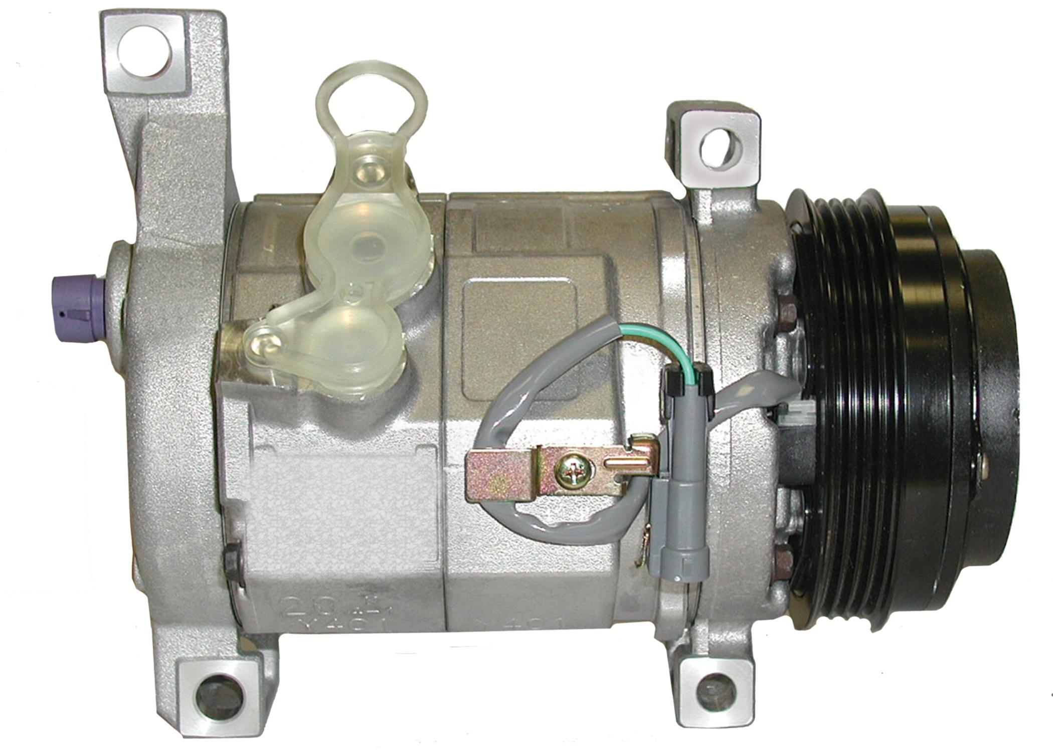 ACDELCO GM ORIGINAL EQUIPMENT - A/C Compressor - DCB 15-21127