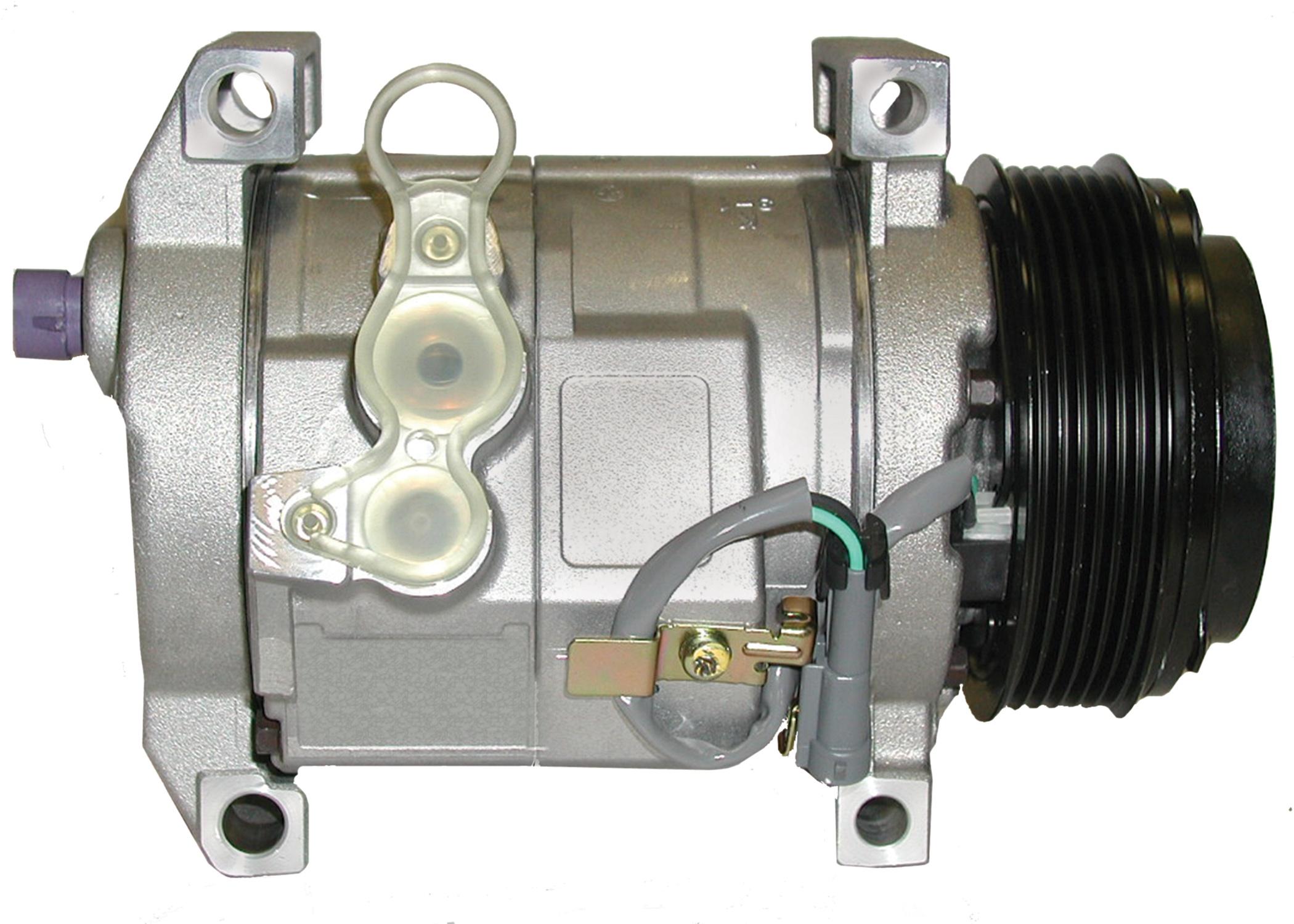 ACDELCO GM ORIGINAL EQUIPMENT - A/C Compressor - DCB 15-21128