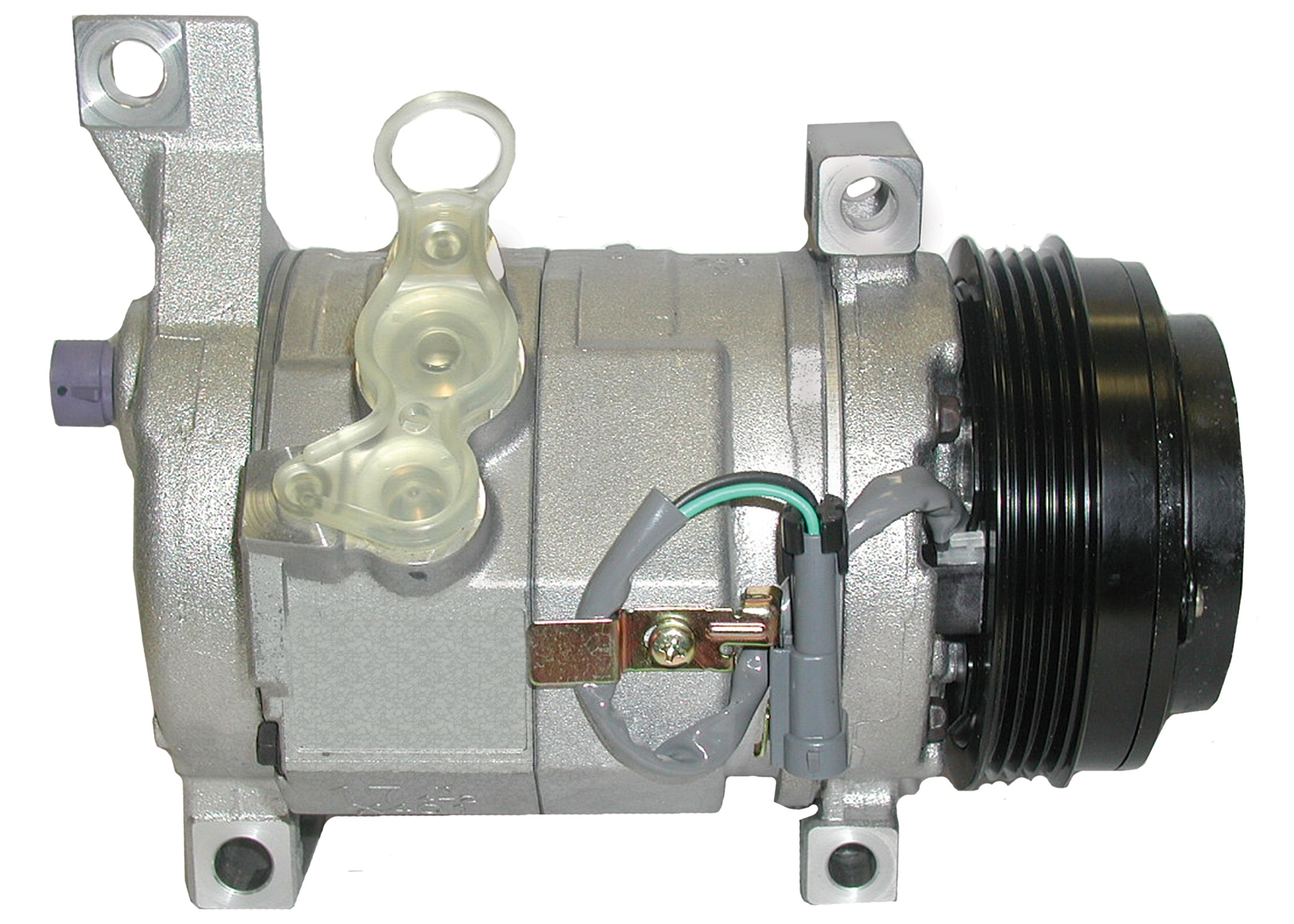 ACDELCO GM ORIGINAL EQUIPMENT - A/C Compressor - DCB 15-21177