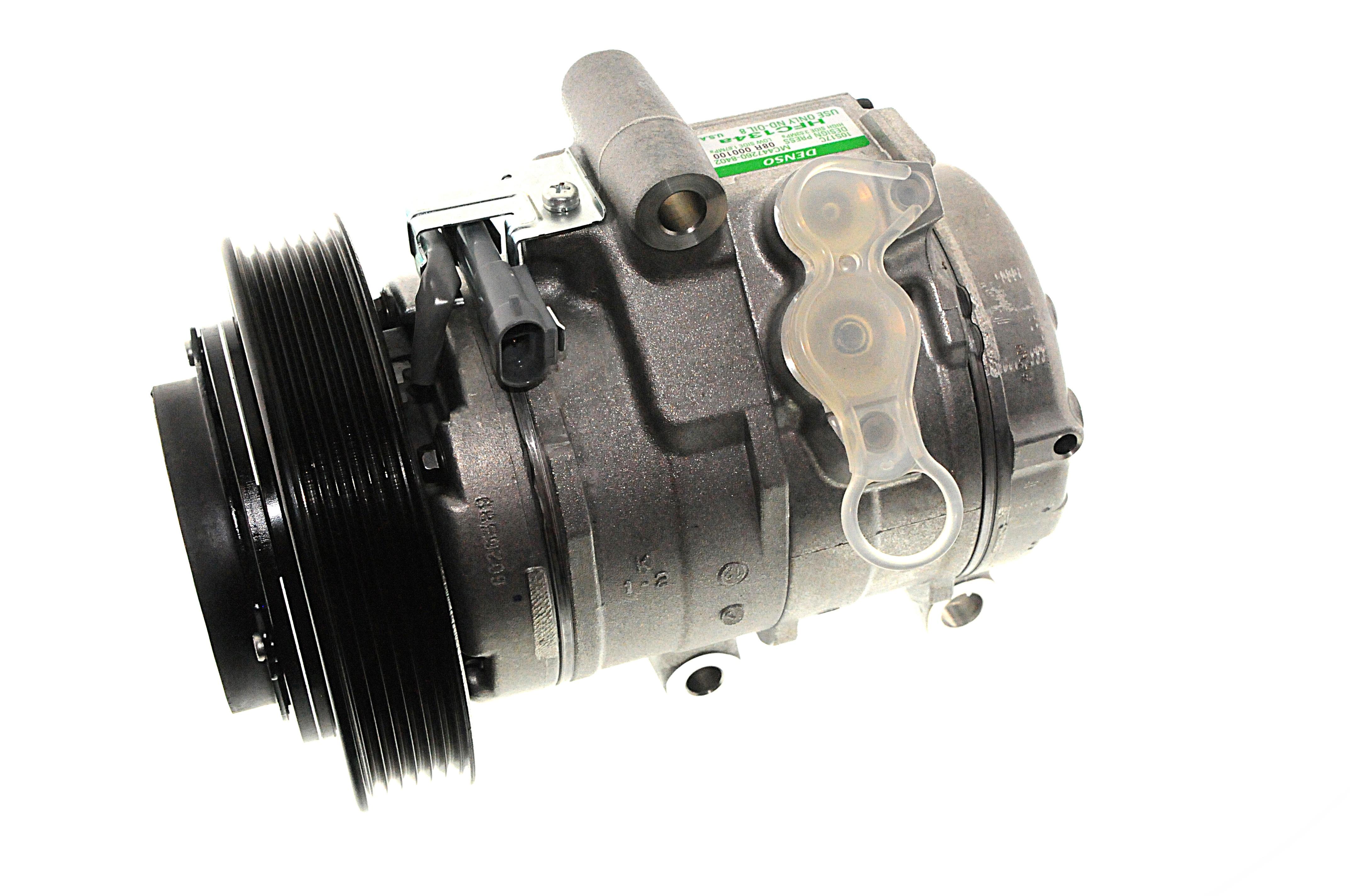 ACDELCO GM ORIGINAL EQUIPMENT - A/C Compressor and Clutch - DCB 15-21194