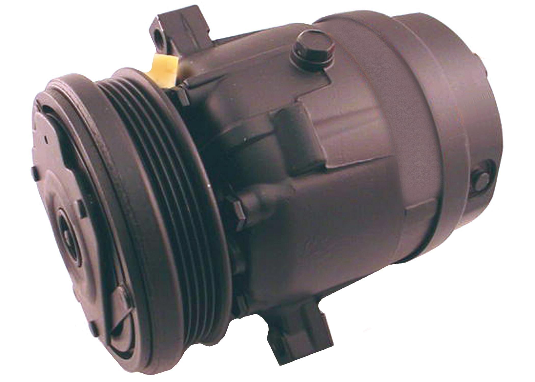 ACDELCO GM ORIGINAL EQUIPMENT - Reman A/C Compressor - DCB 15-21206