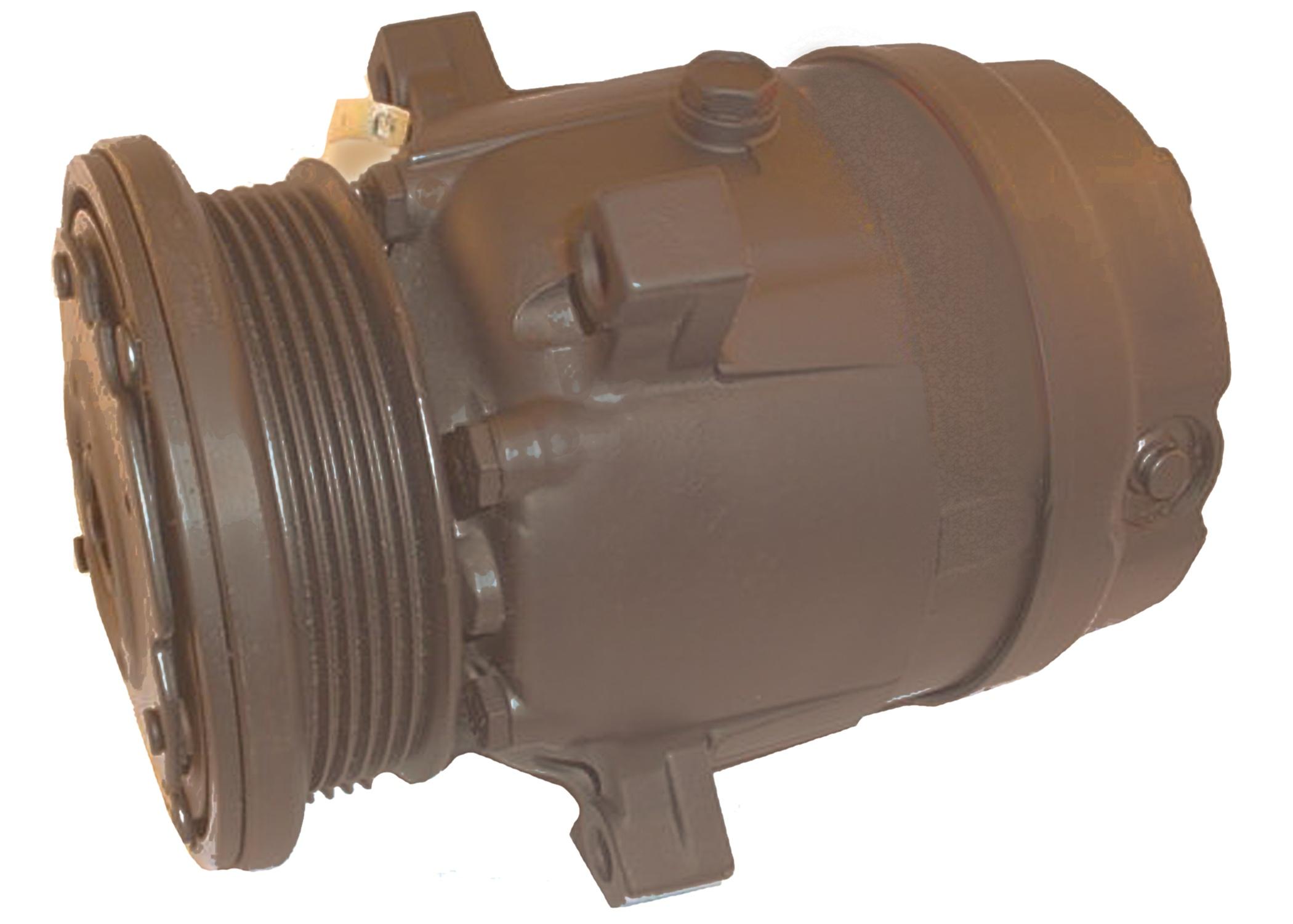 ACDELCO PROFESSIONAL CANADA - AC Compressor - DCH 15-21211