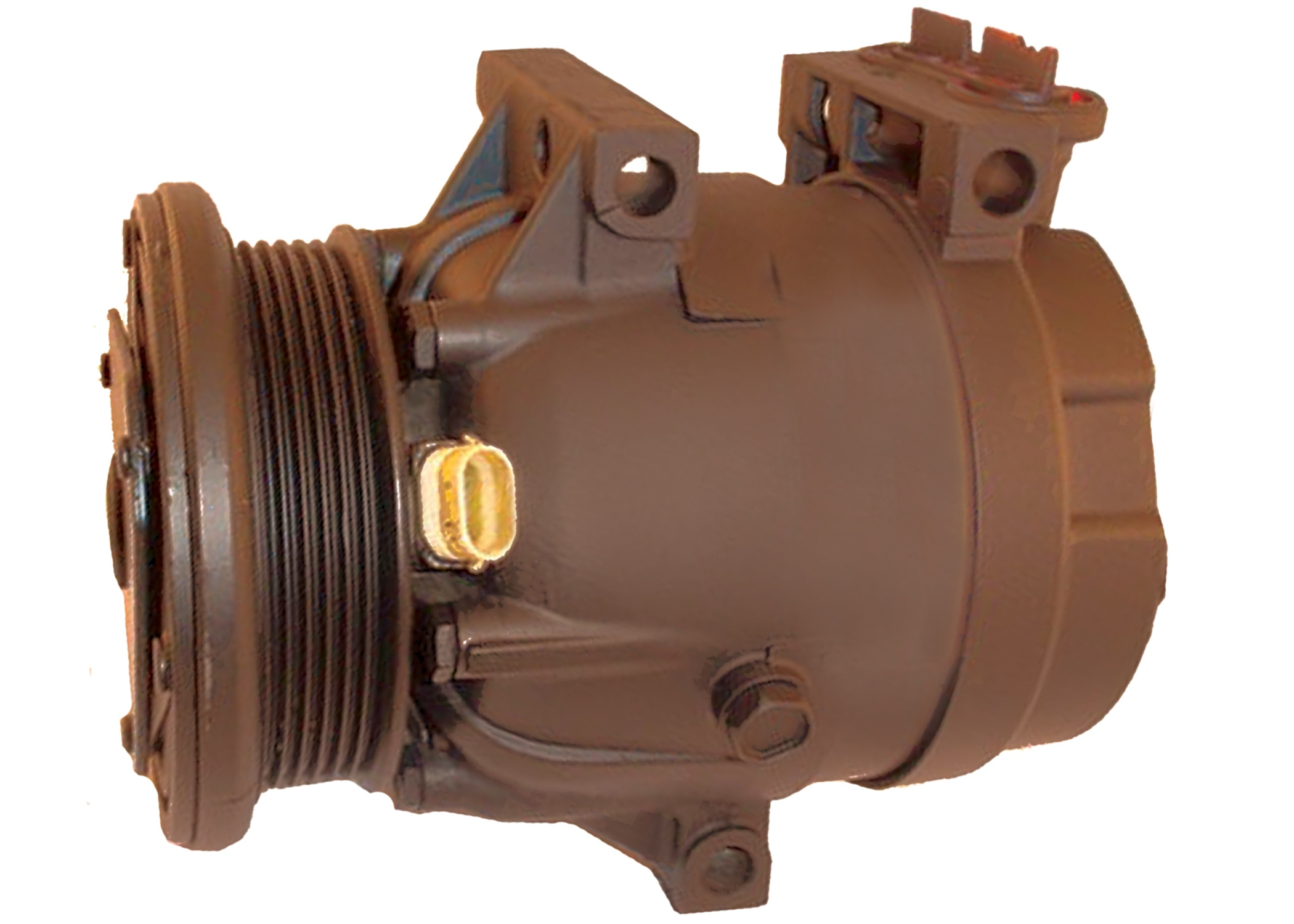 ACDELCO GM ORIGINAL EQUIPMENT - Reman A/C Compressor - DCB 15-21214