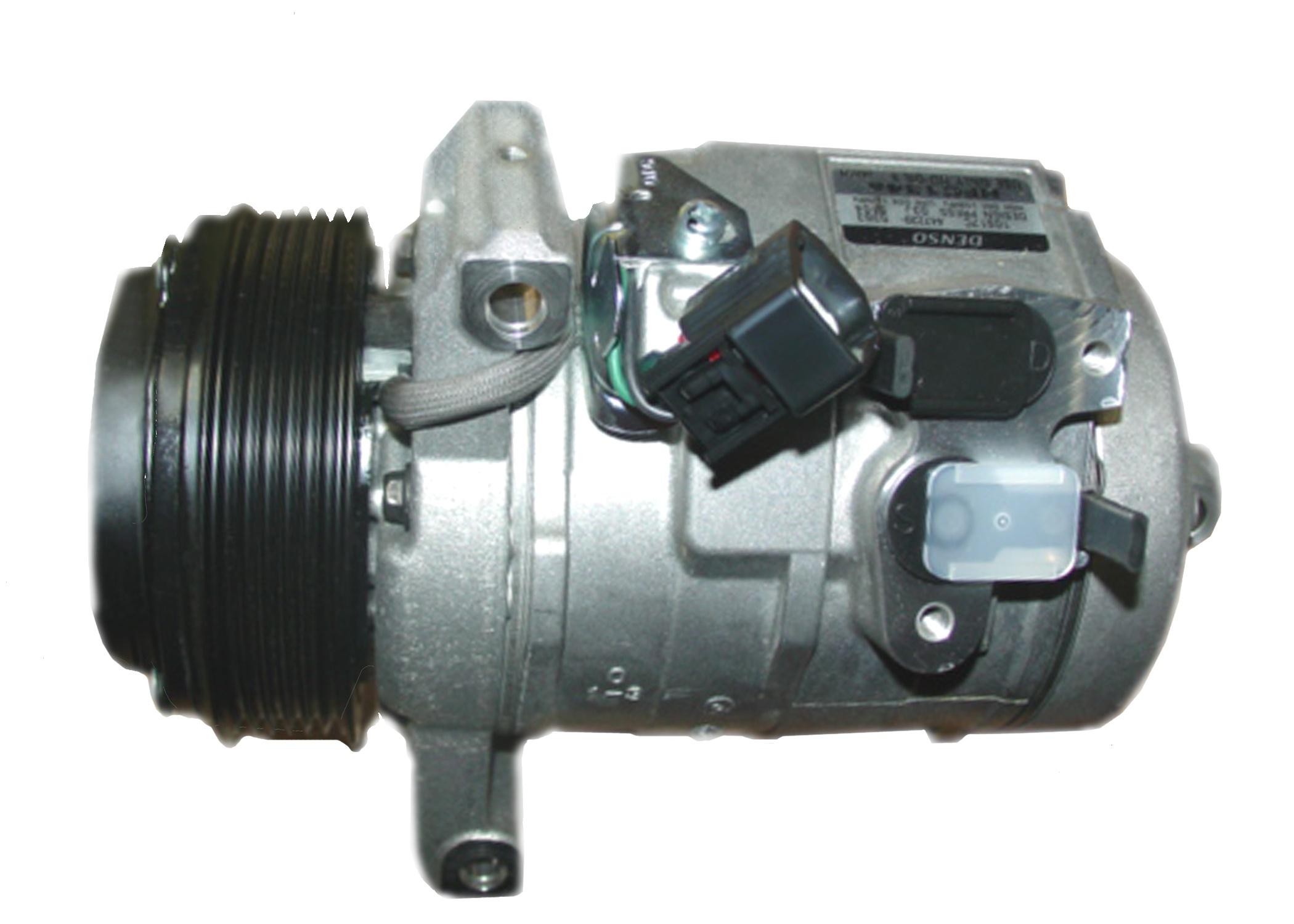 ACDELCO GM ORIGINAL EQUIPMENT - A/C Compressor - DCB 15-21223
