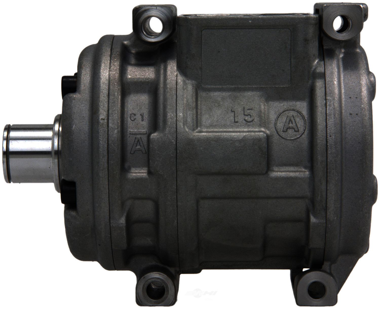 ACDELCO PROFESSIONAL CANADA - A/C Compressor - DCH 15-21383