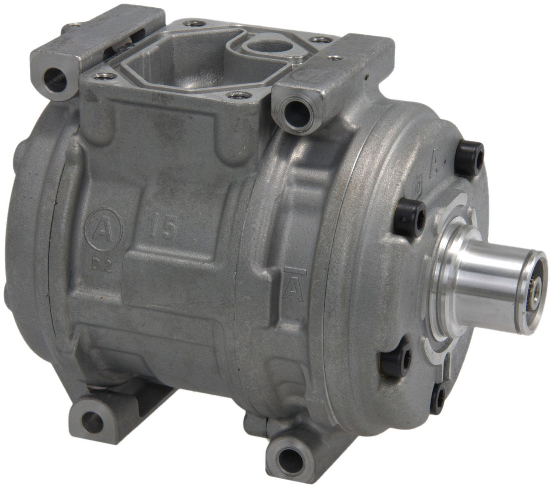 ACDELCO PROFESSIONAL - Compressor,A/C(W/O Clu) - DCC 15-21383