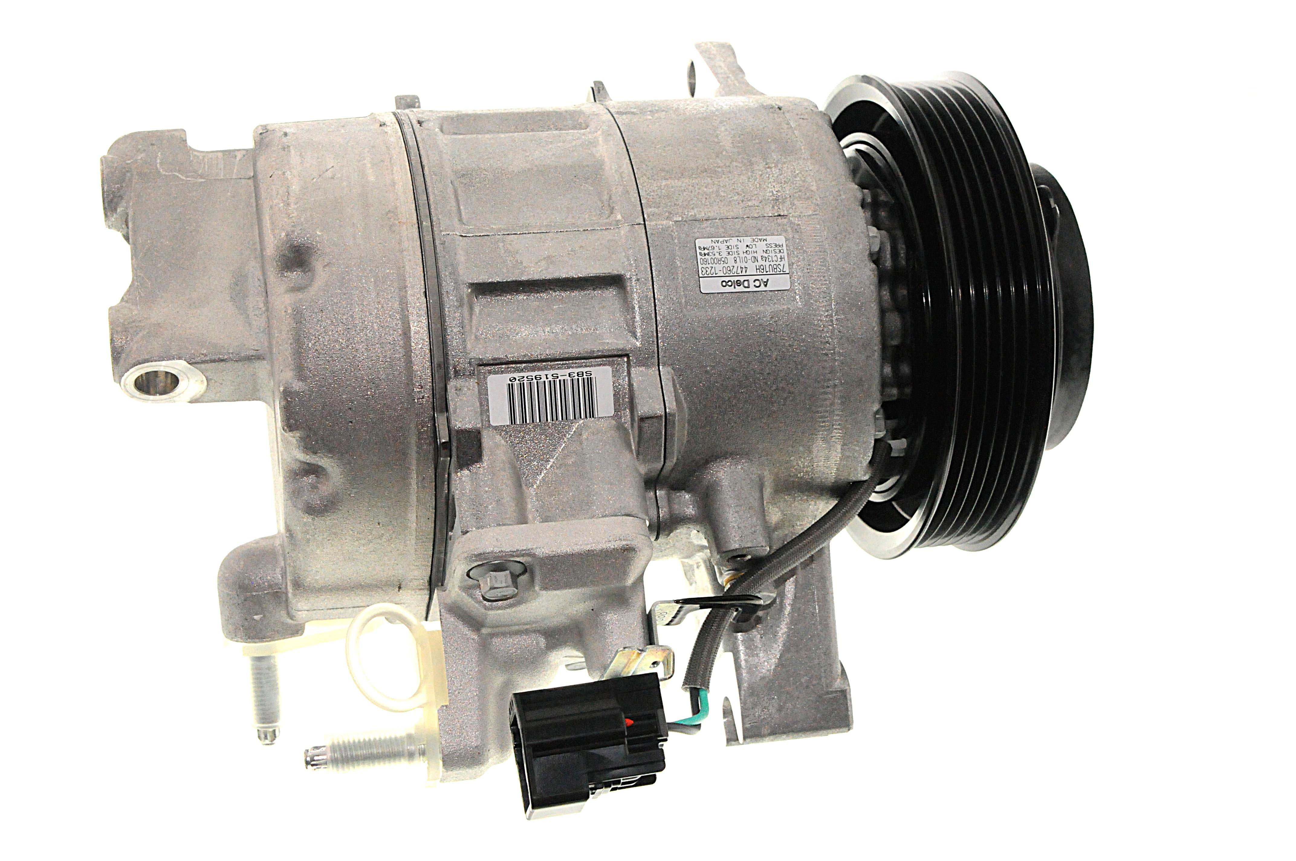 ACDELCO OE SERVICE - A/C Compressor - DCB 15-21470