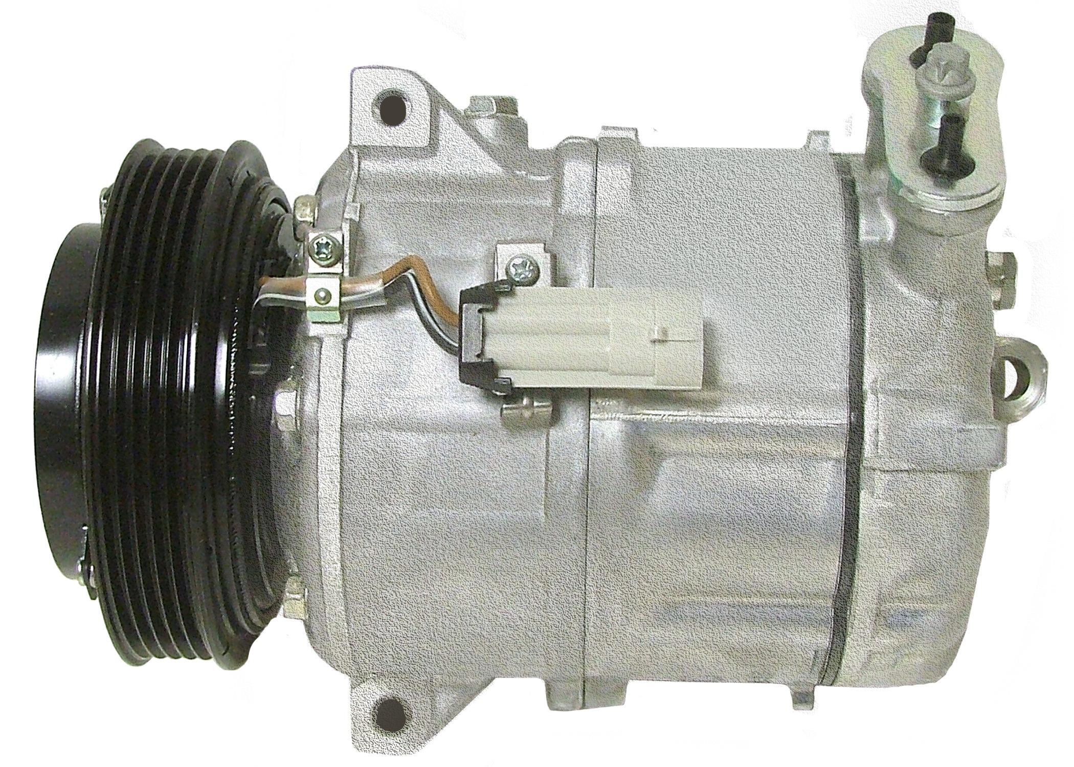 ACDELCO OE SERVICE - A/C Compressor - DCB 15-21505