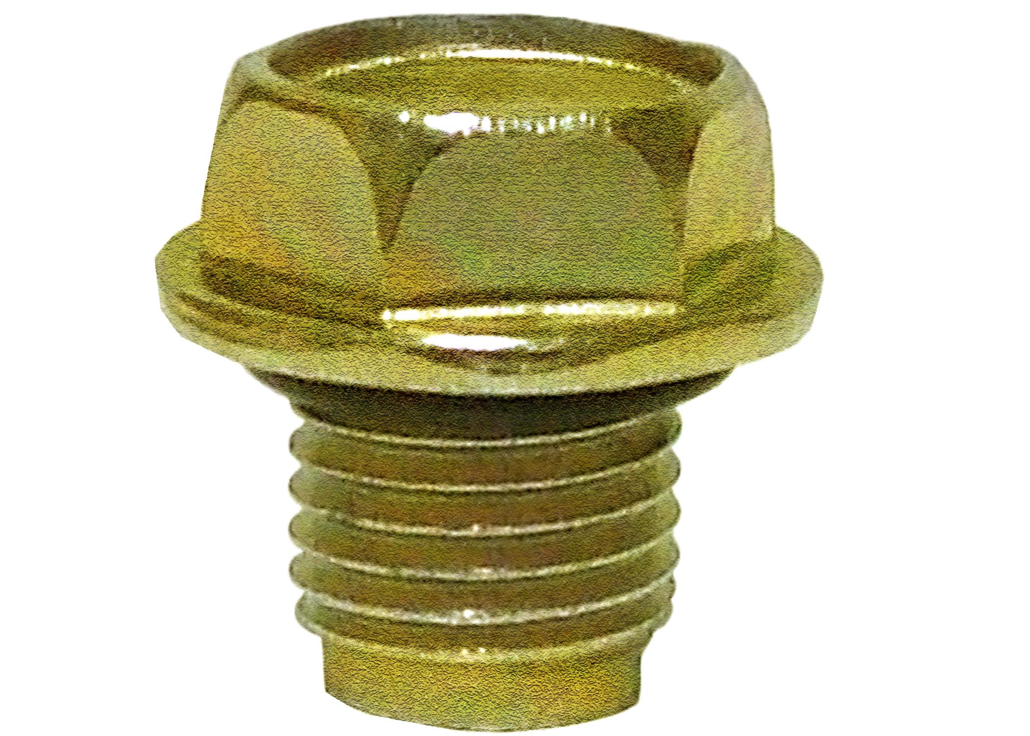 ACDELCO OE SERVICE CANADA - A/C Compressor Oil Drain Plug - DCG 15-21507