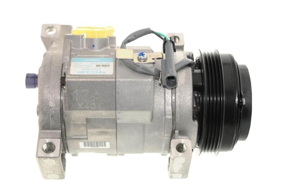 ACDELCO GM ORIGINAL EQUIPMENT - A/C Compressor and Clutch - DCB 15-21580