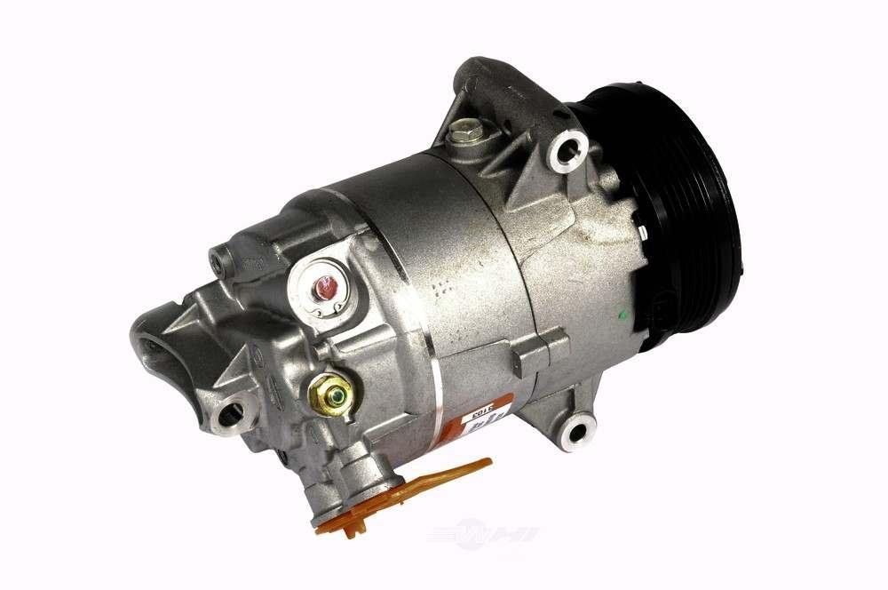 ACDELCO GM ORIGINAL EQUIPMENT - A/C Compressor and Clutch - DCB 15-21588