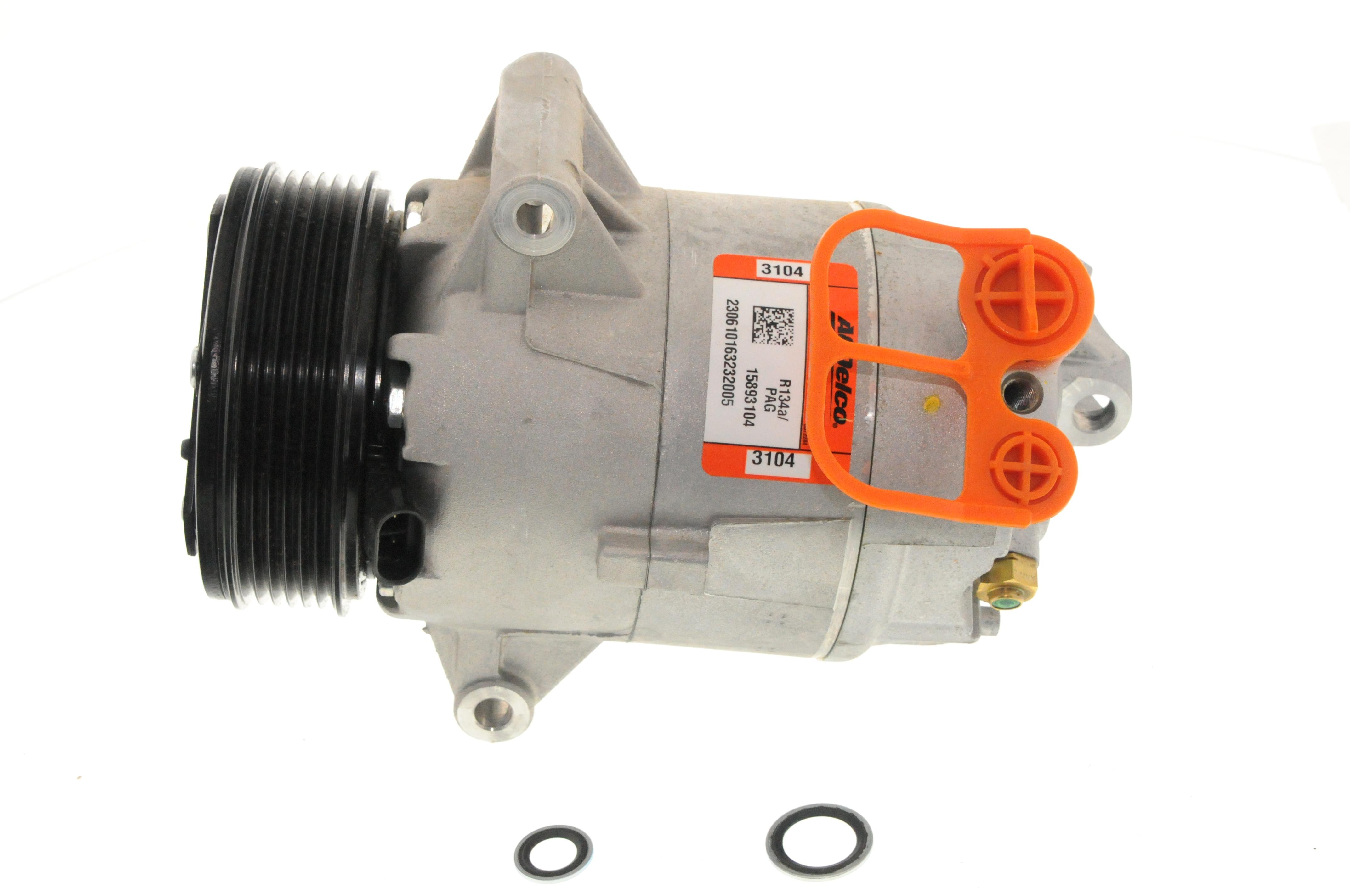 ACDELCO GM ORIGINAL EQUIPMENT - A/C Compressor - DCB 15-21589
