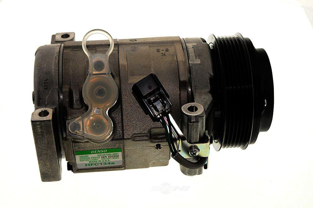 ACDELCO GM ORIGINAL EQUIPMENT - A/C Compressor and Clutch - DCB 15-21625