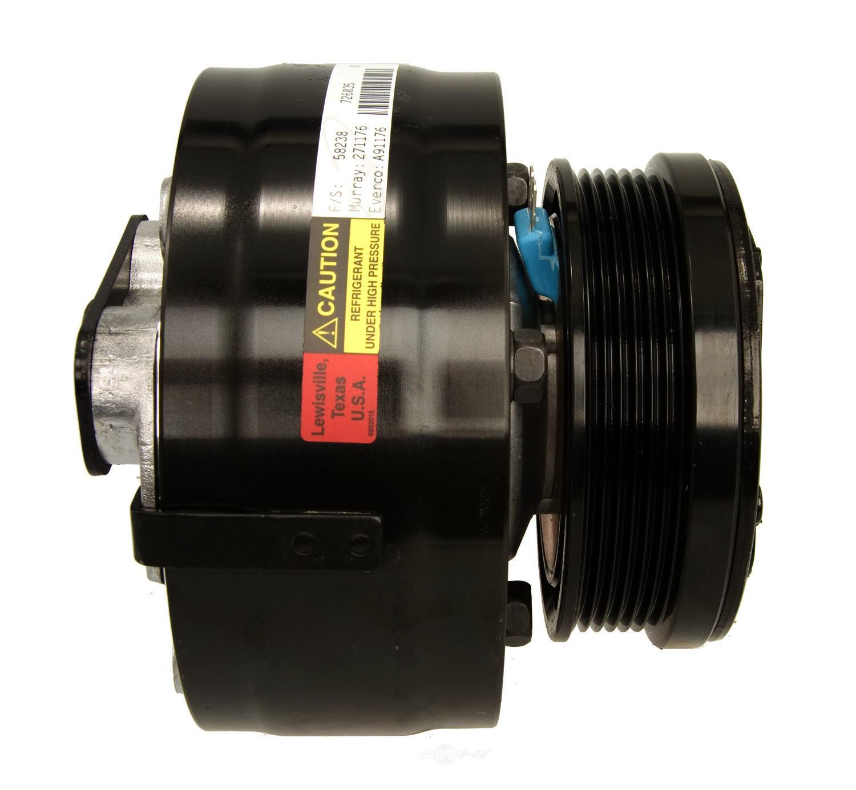 ACDELCO GM ORIGINAL EQUIPMENT - A/C Compressor - DCB 15-21638