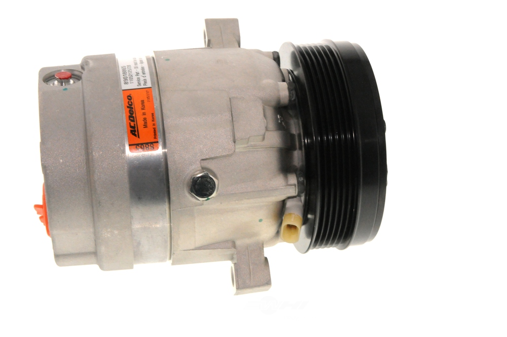 ACDELCO OE SERVICE - A\/C Compressor - DCB 15-21697