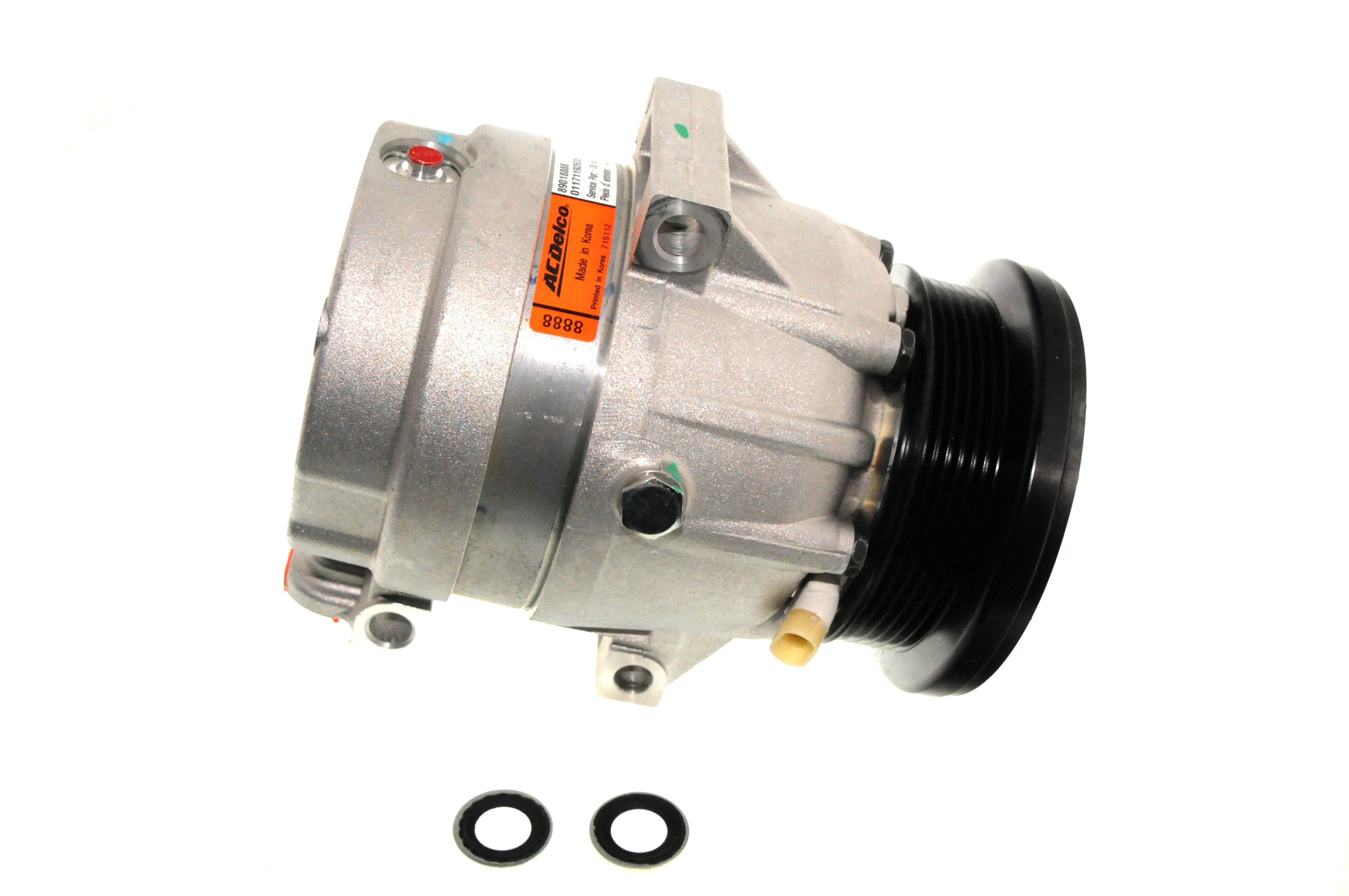 ACDELCO GM ORIGINAL EQUIPMENT - A/C Compressor - DCB 15-21720