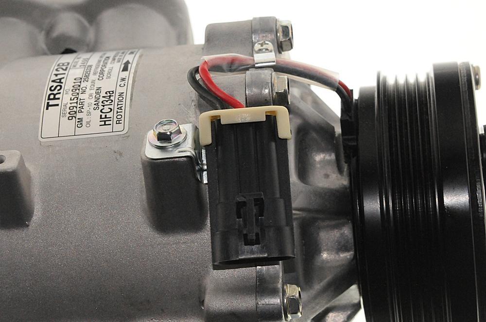 ACDELCO OE SERVICE - A/C Compressor - DCB 15-21728