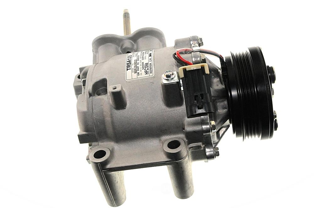 ACDELCO GM ORIGINAL EQUIPMENT CANADA - A/C Compressor - DCG 15-21728