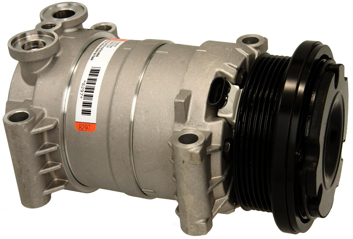 ACDELCO PROFESSIONAL - A/C Compressor - DCC 15-21729A