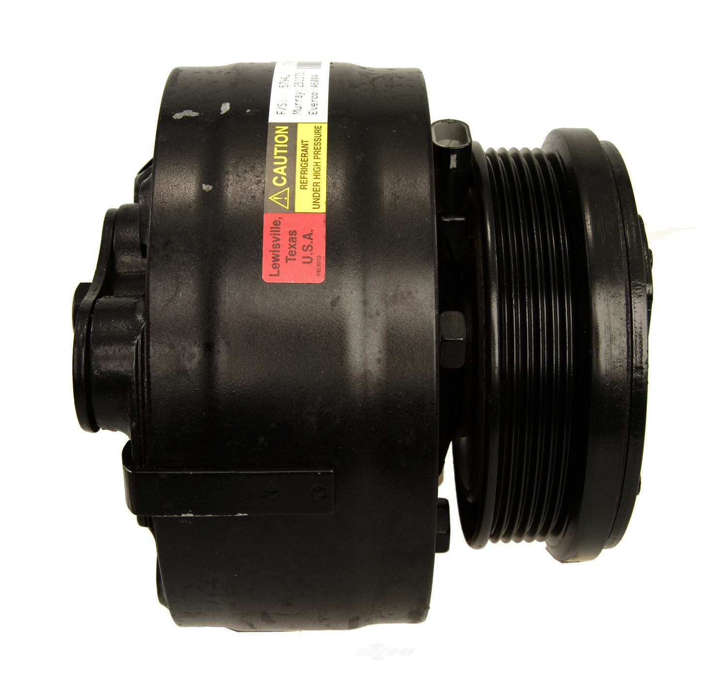 ACDELCO PROFESSIONAL - Remanufactured A/C Compressor - DCC 15-21736