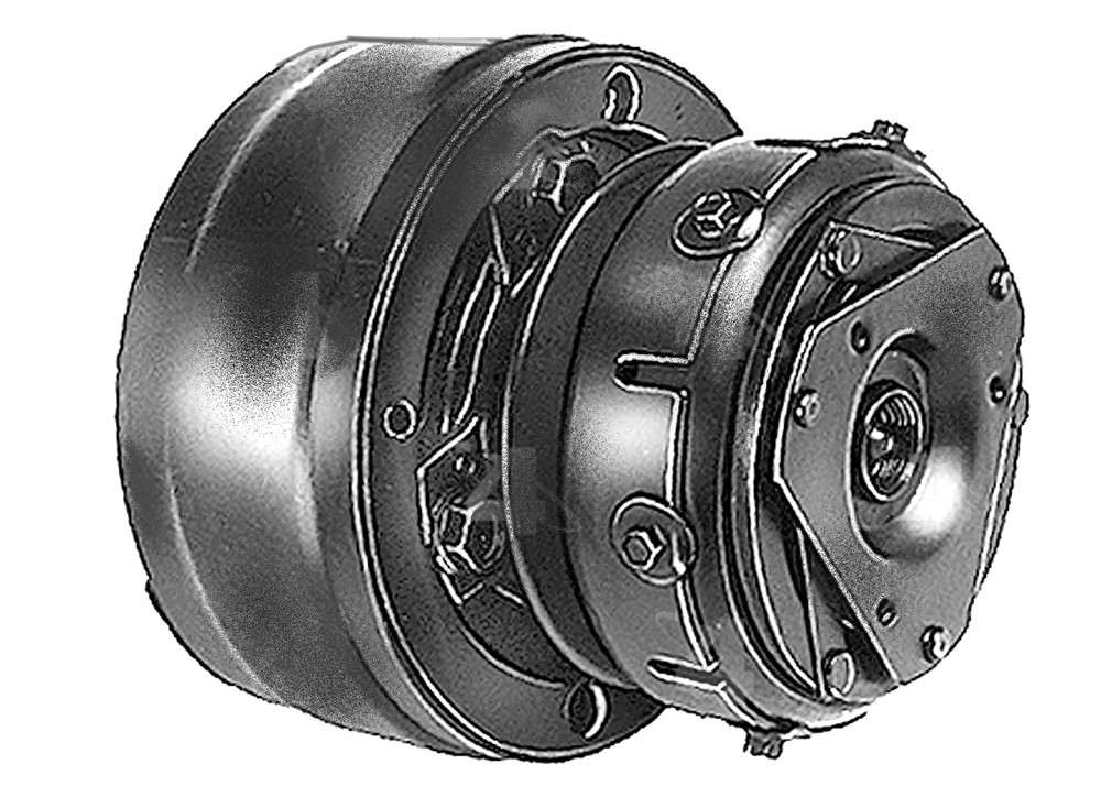 ACDELCO PROFESSIONAL - A/C Compressor - DCC 15-21764