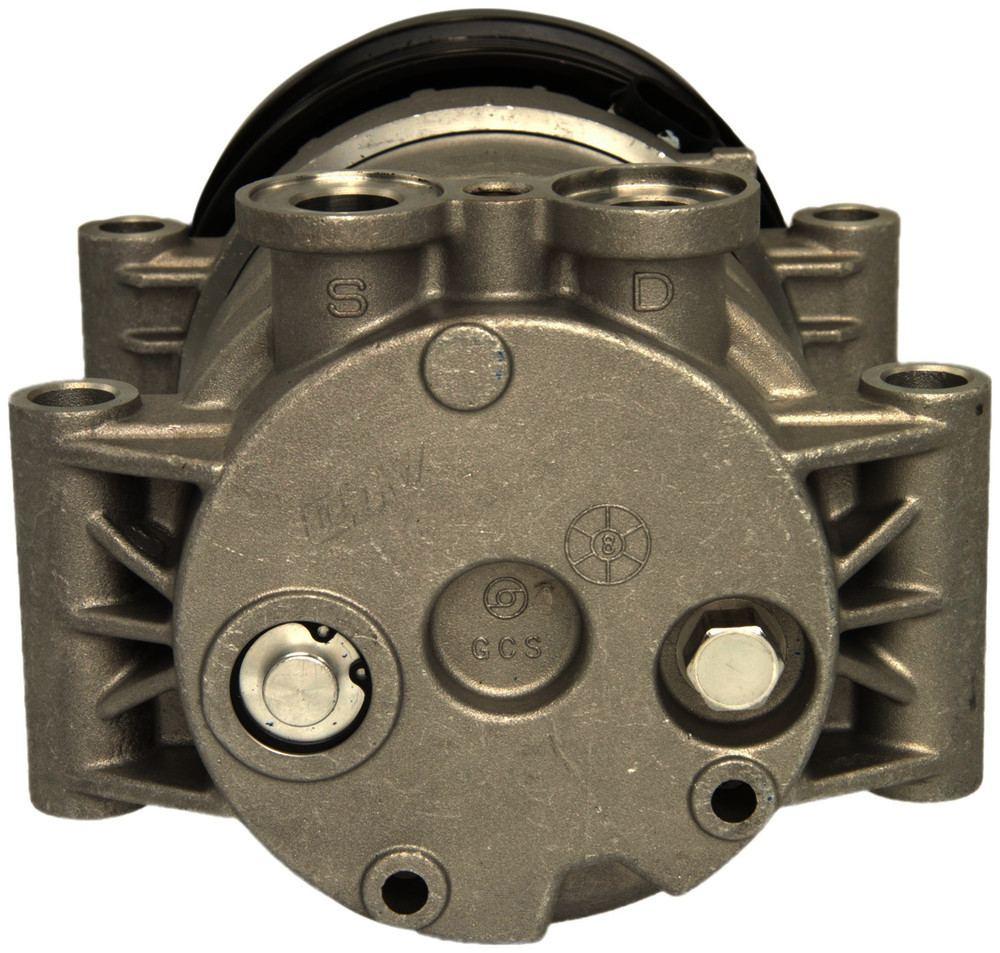 ACDELCO PROFESSIONAL - A/c Compressor - DCC 15-22124A