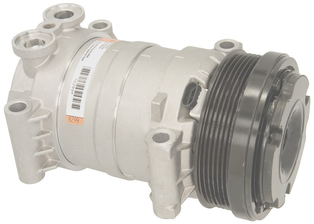 ACDELCO PROFESSIONAL - A/C Compressor - DCC 15-22124A