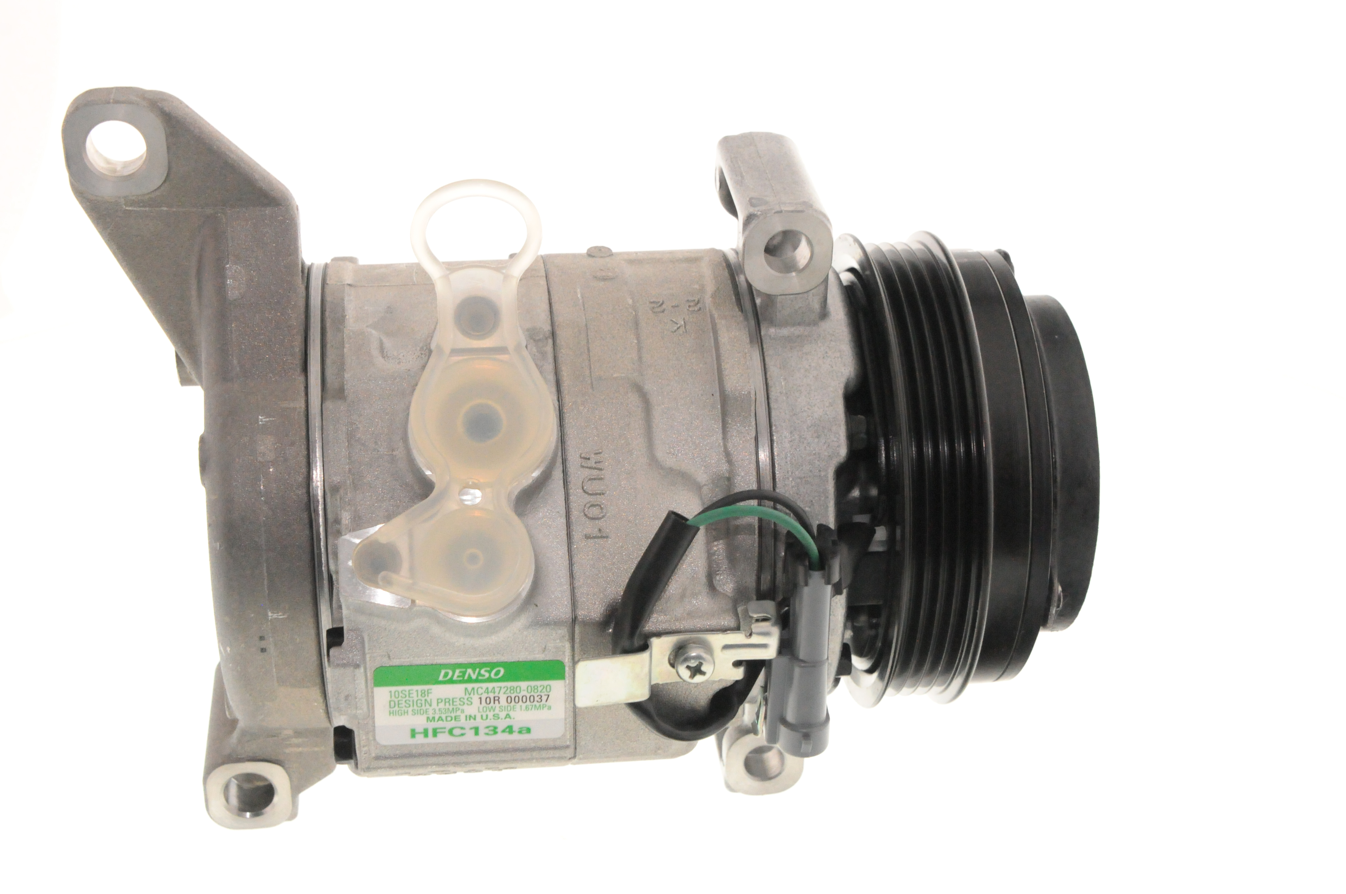 ACDELCO OE SERVICE - A/C Compressor & Component Kit - DCB 15-22146