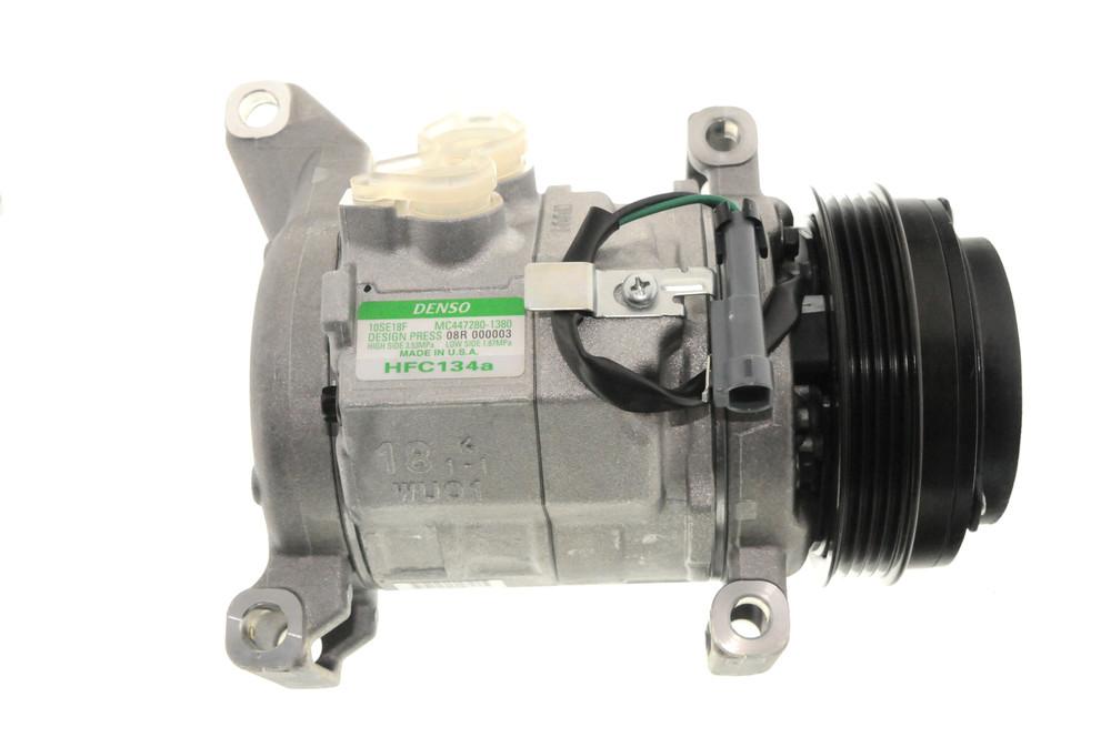 ACDELCO GM ORIGINAL EQUIPMENT - A/C Compressor and Clutch - DCB 15-22181