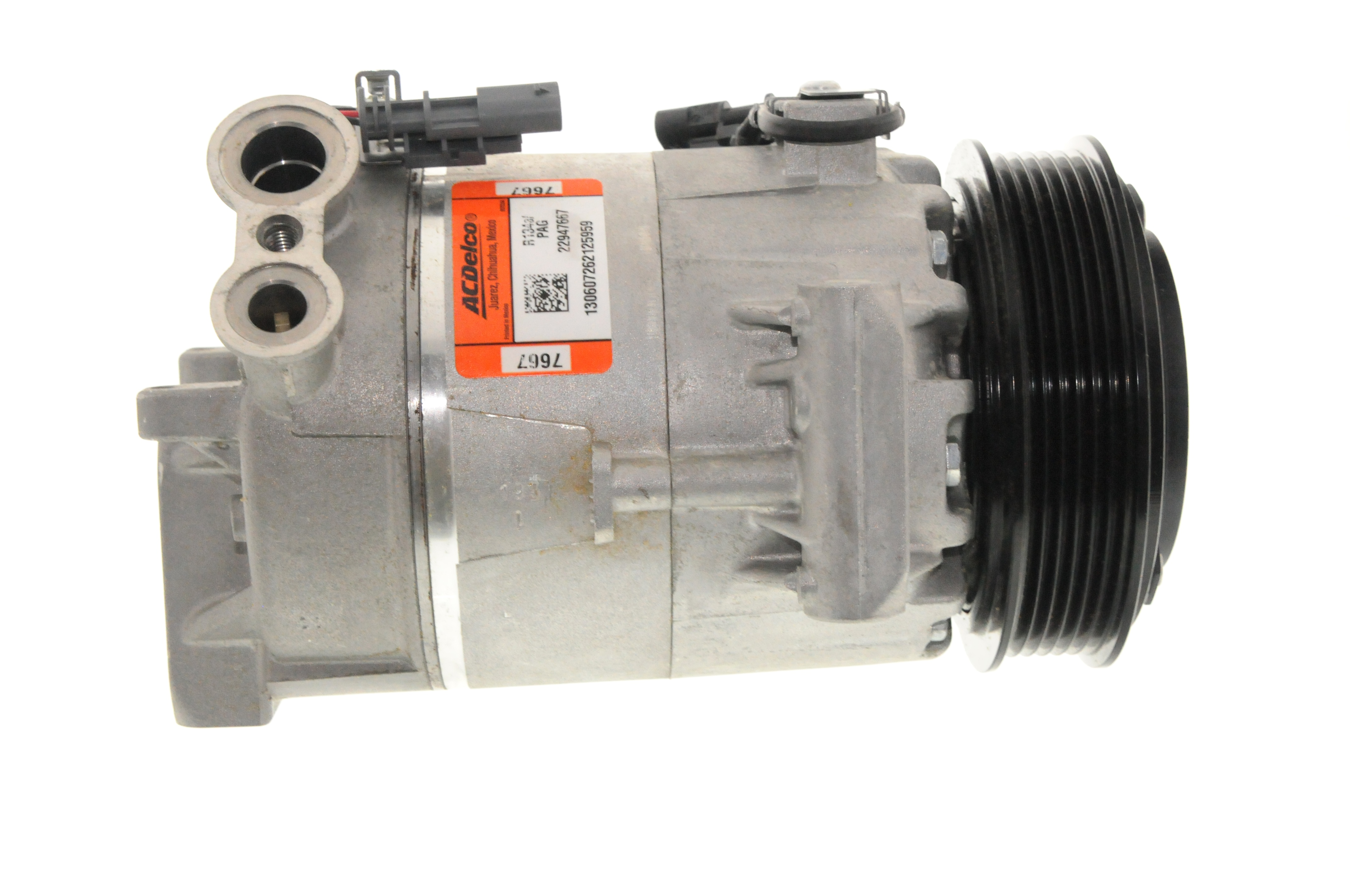 ACDELCO OE SERVICE - A/C Compressor & Component Kit - DCB 15-22284