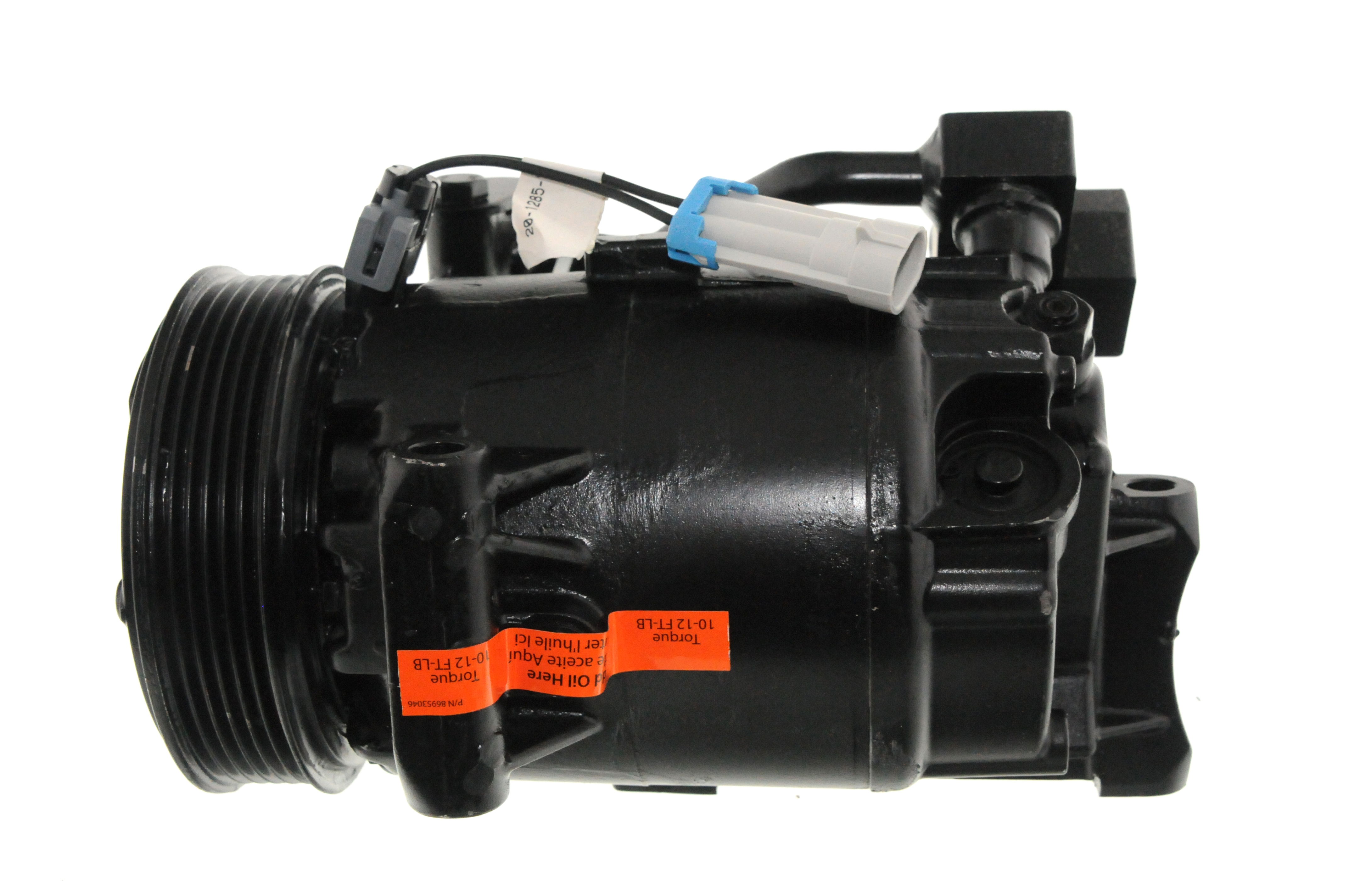ACDELCO PROFESSIONAL - A/C Compressor - DCC 15-22287