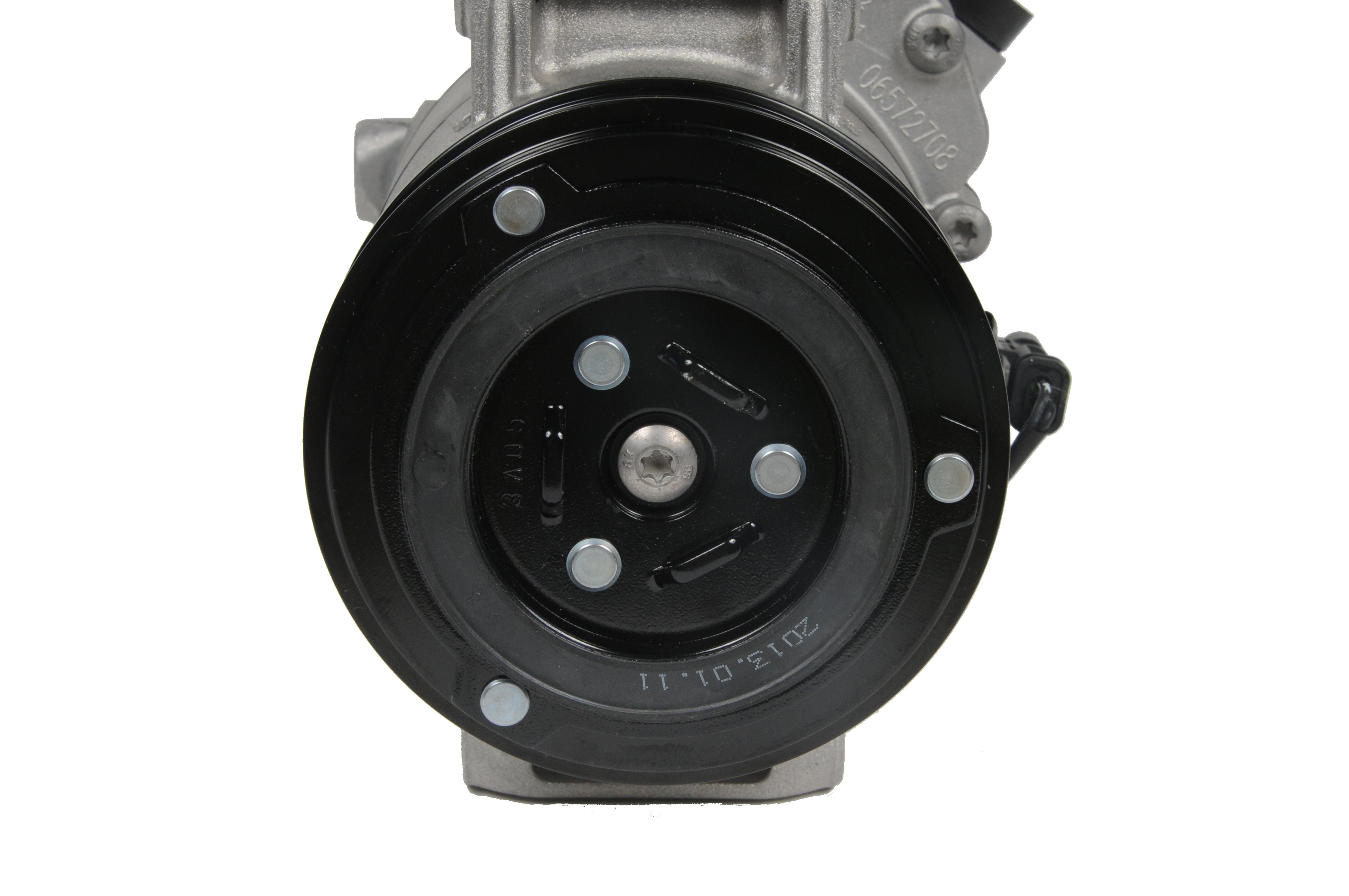ACDELCO OE SERVICE CANADA - A/C Compressor & Clutch - DCG 15-22291