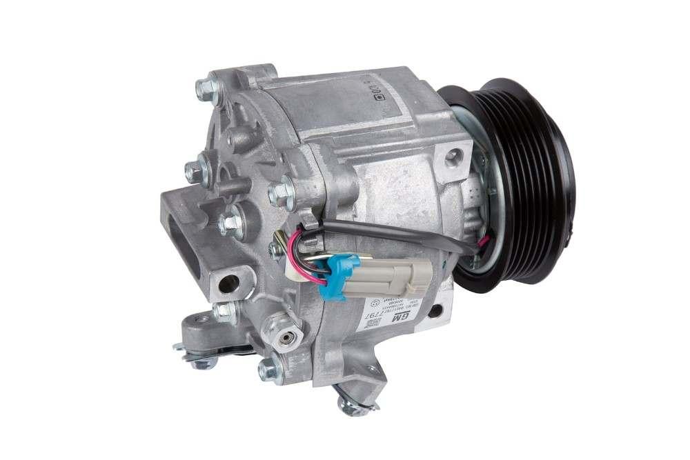 ACDELCO GM ORIGINAL EQUIPMENT - A/C Compressor - DCB 15-22385