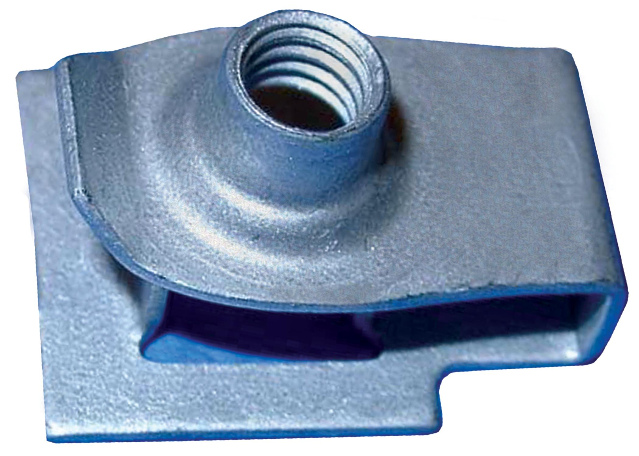 ACDELCO OE SERVICE - A/C Condenser Bracket Nut - DCB 15-32521