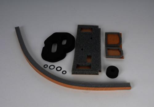 ACDELCO OE SERVICE - Heater & Blower Module & A/C Evaporator Drain Tube Seal Kit - DCB 15-33506