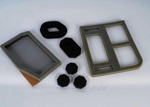 ACDELCO OE SERVICE - Heater & A\/C Evaporator & Blower Module Seal Kit - DCB 15-33770