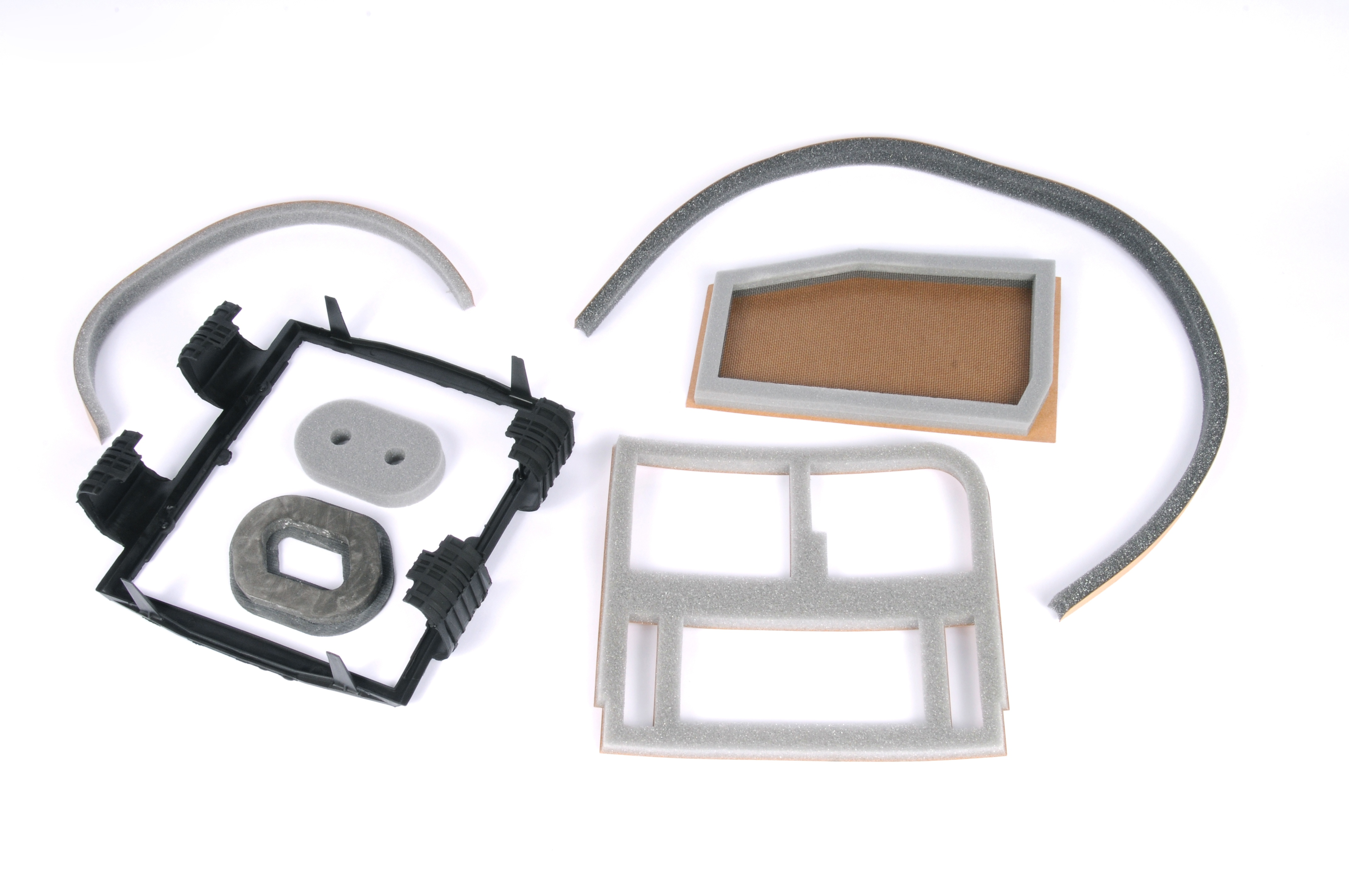 ACDELCO OE SERVICE - Heater & A/C Evaporator & Blower Module Seal Kit - DCB 15-34582