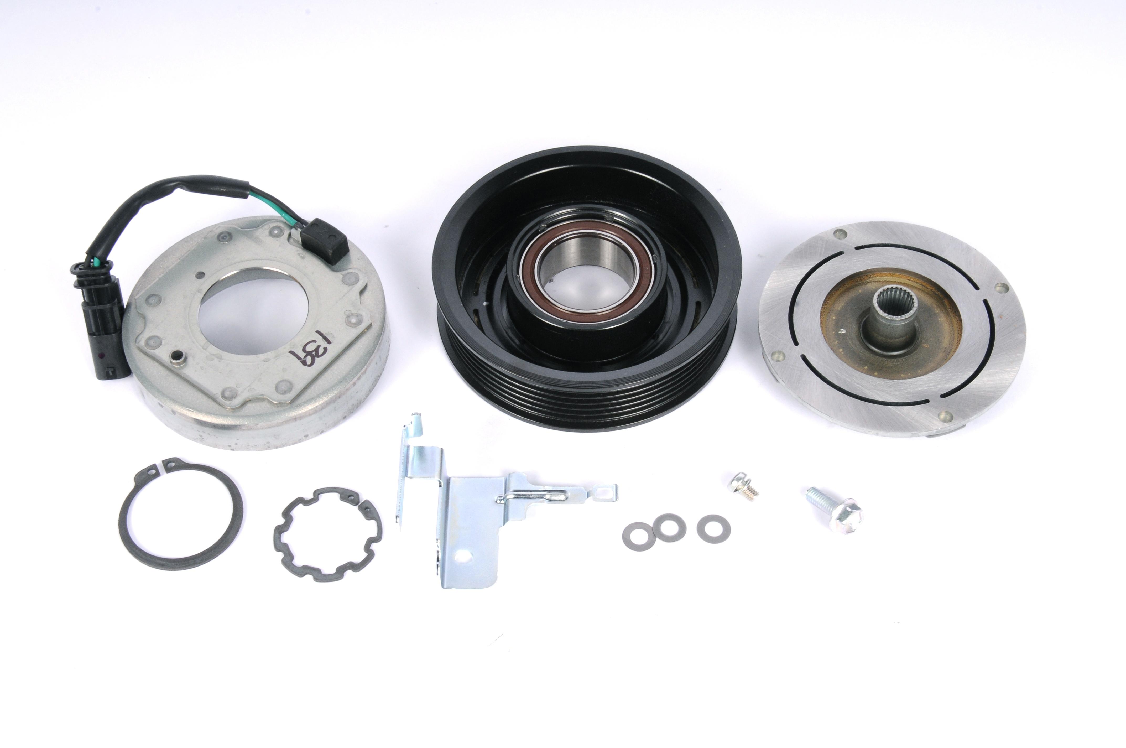 ACDELCO GM ORIGINAL EQUIPMENT - A/C Compressor Clutch Kit - DCB 15-40542