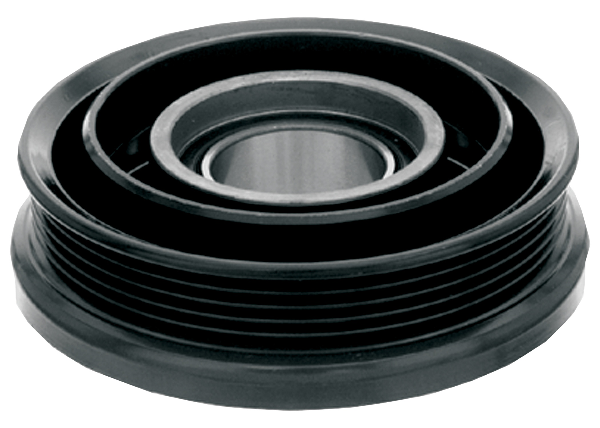 ACDELCO OE SERVICE - A/C Compressor Pulley - DCB 15-4614