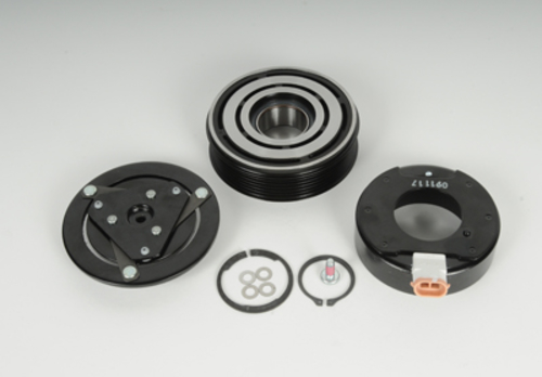 ACDELCO GM ORIGINAL EQUIPMENT - A/C Compressor Clutch Kit - DCB 15-4939