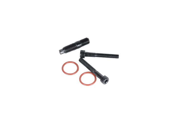 ACDELCO OE SERVICE - AC Evapurolator Termal Expansion Valve Kit - DCB 15-50536