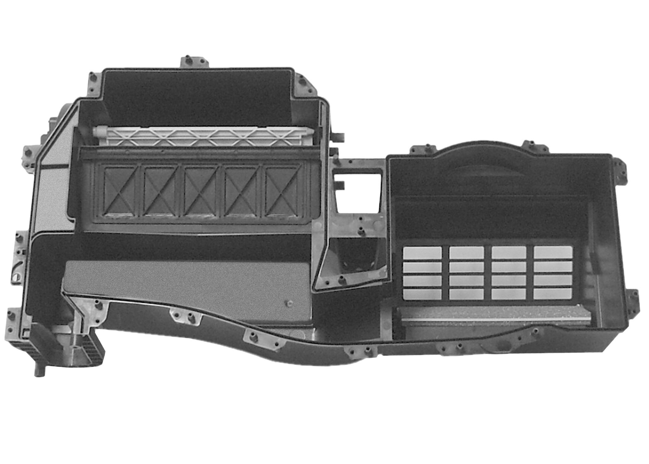 ACDELCO OE SERVICE - A/C Evaporator Upper Case - DCB 15-50685