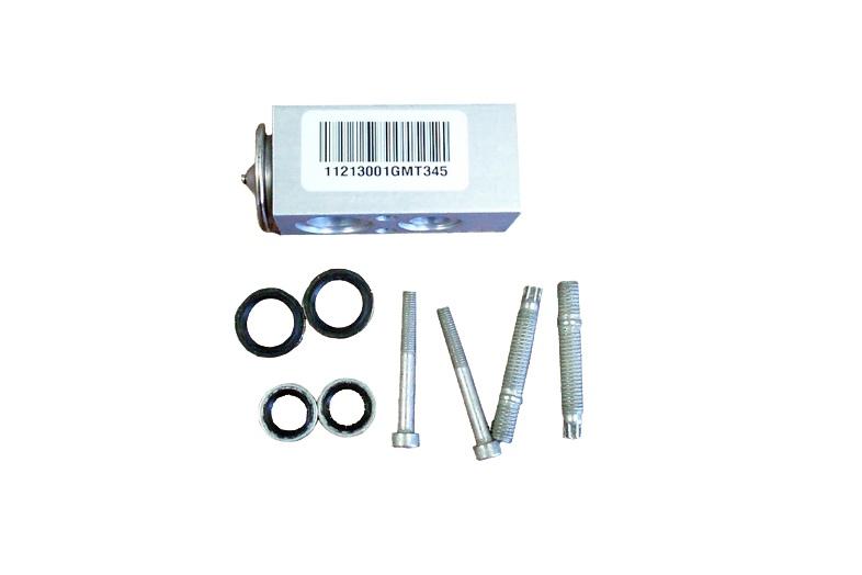 ACDELCO OE SERVICE - AC Evapurolator Termal Expansion Valve Kit - DCB 15-50691