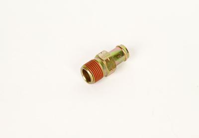 ACDELCO GM ORIGINAL EQUIPMENT - HVAC Heater Hose Connector (Bottom Heater Hose-1 To Hose-2) - DCB 15-5372
