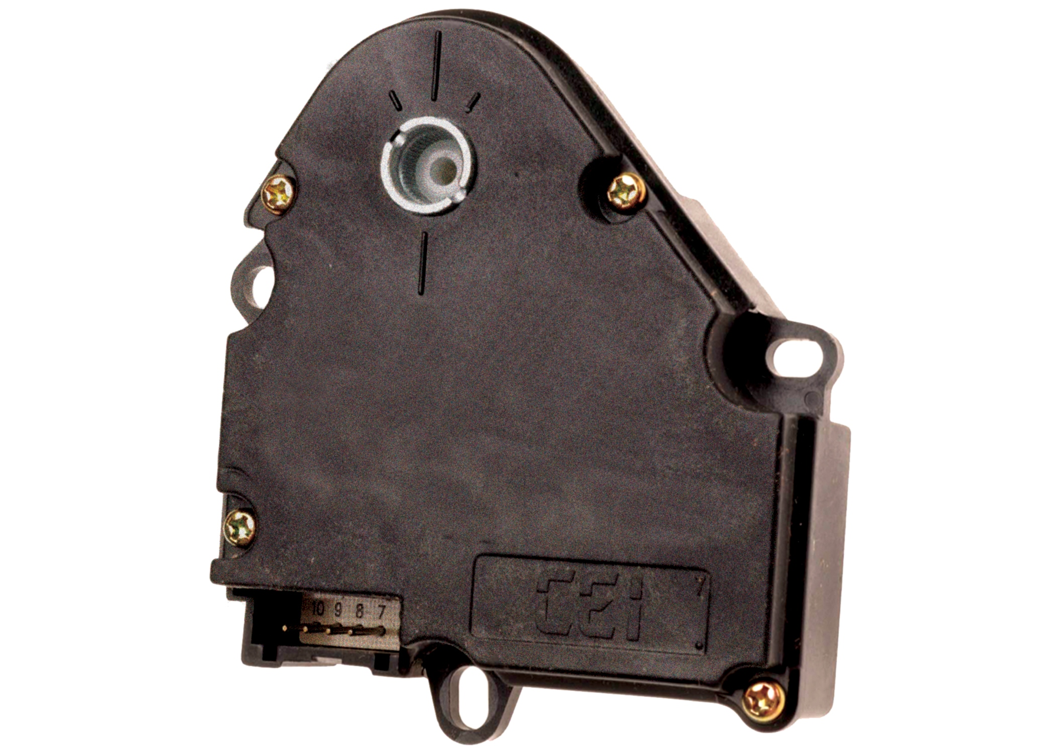 ACDELCO OE SERVICE - HVAC Heater Blend Door Actuator - DCB 15-72649