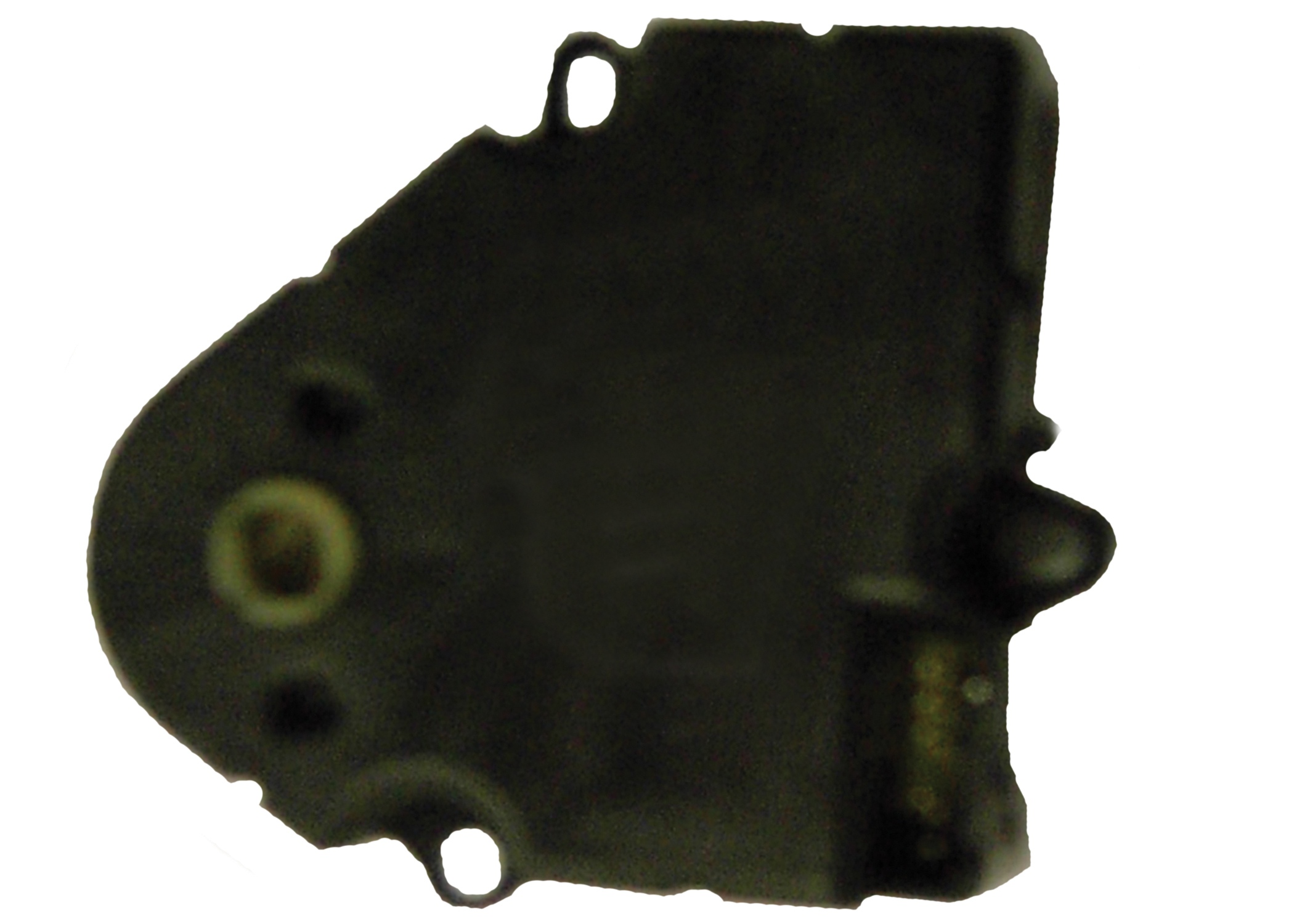 ACDELCO OE SERVICE - HVAC Heater Blend Door Actuator - DCB 15-72772